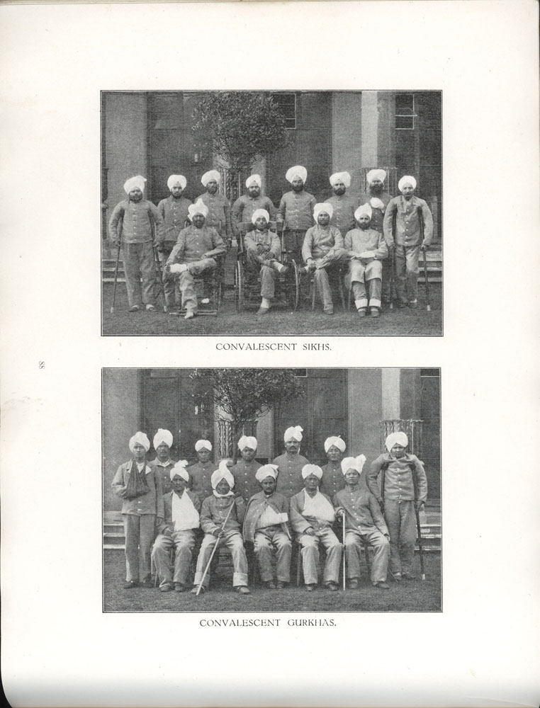 Convalescent Sikhs