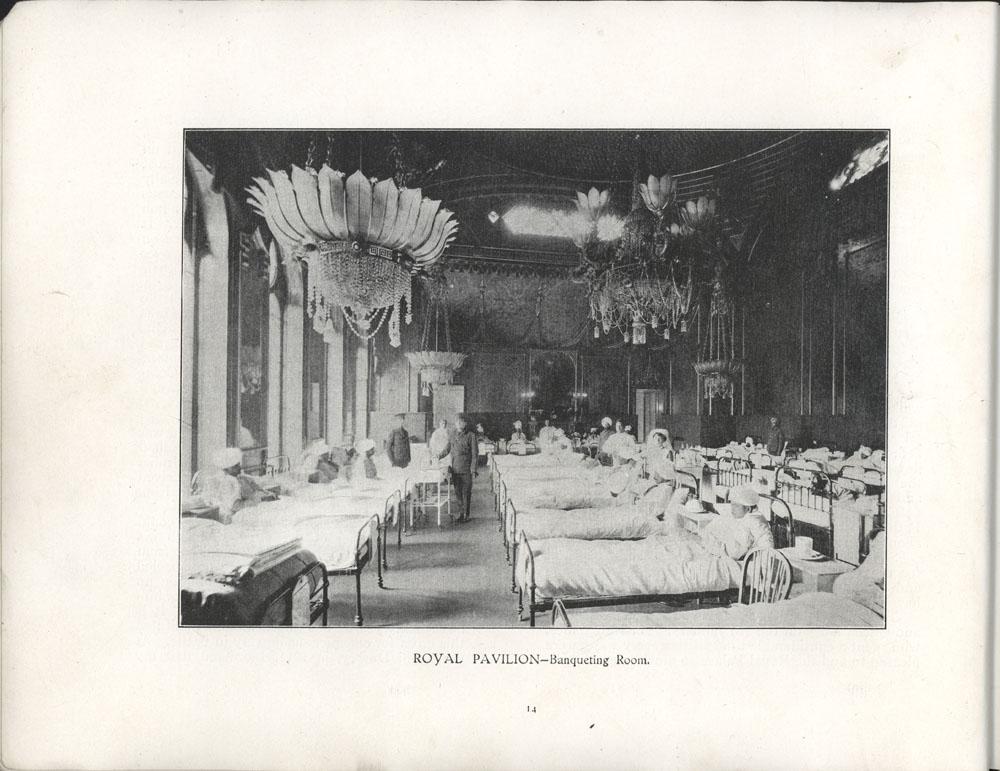 Royal Pavilion Banqueting Room
