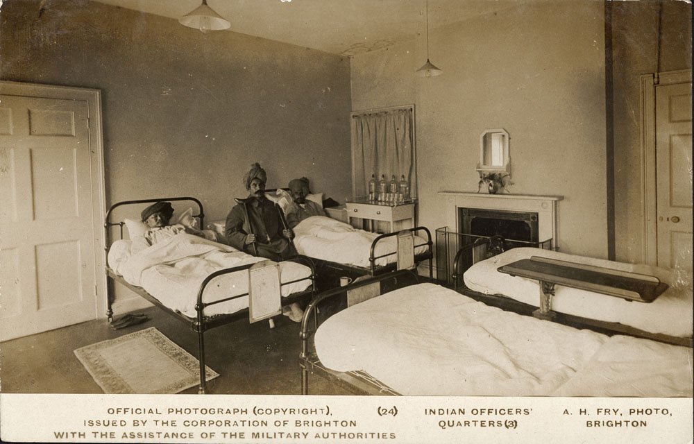 24. Indian Officers' Quarters (3)