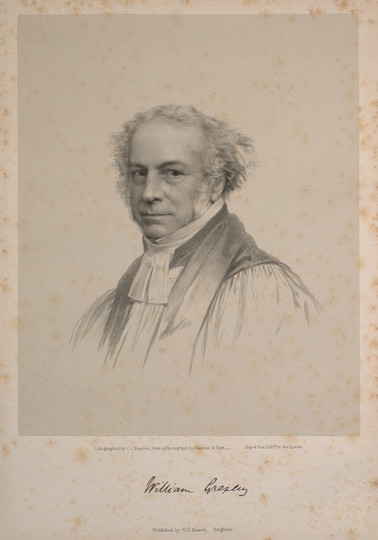 Rev.William Gresley