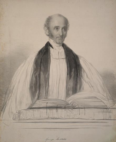 Reverend George Willett