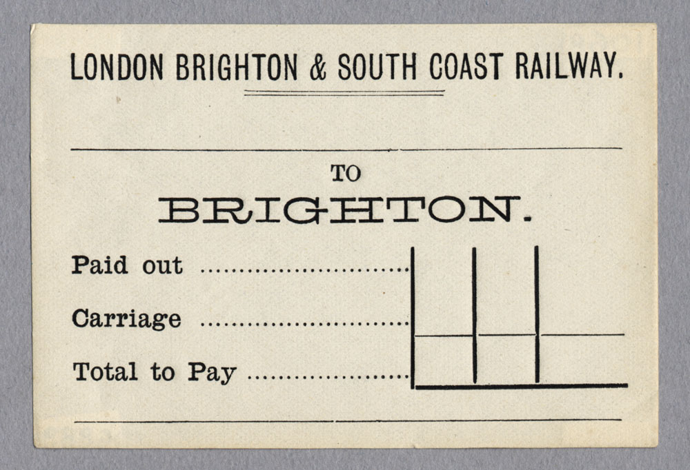 London Brighton & South Coast Railway