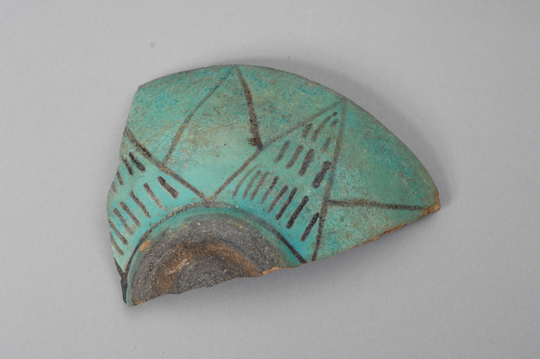 Pottery or Faience Bowl