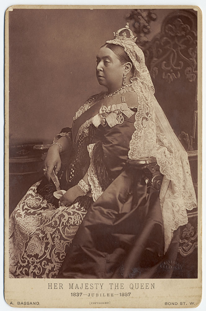 Her Majesty The Queen. 1837 -- Jubilee -- 1887