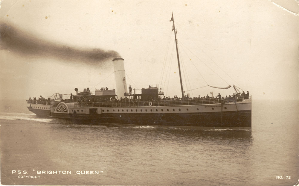 PSS Brighton Queen