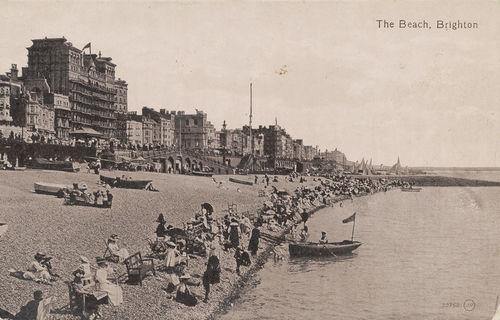 The Beach, Brighton