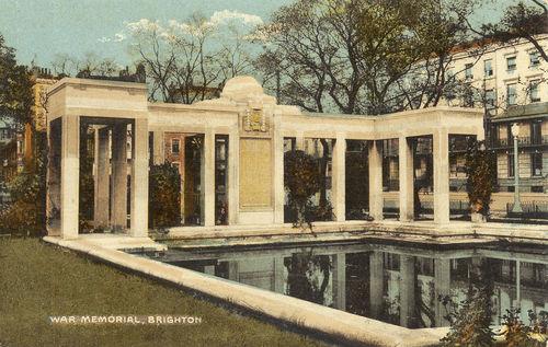 War Memorial, Brighton