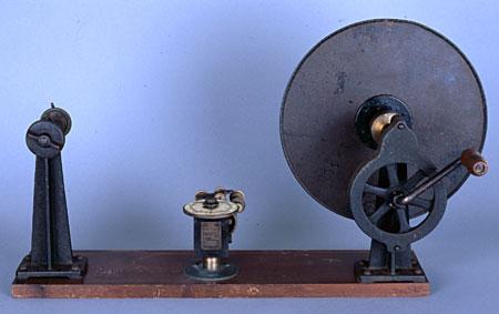Williamson 35mm Film Rewinder and Measurer