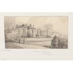 Thumbnail image for Stanley Leighton sketch, Leighton Hall, Ironbridge