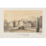 Thumbnail image for Stanley Leighton sketch, Bitterlry Court, Ludlow