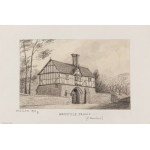 Thumbnail image for Stanley Leighton sketch, Bromfield Priory