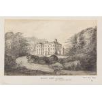 Thumbnail image for Stanley Leighton sketch, Cainham Court, Ludlow