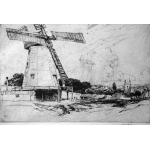 Thumbnail image for An April Day in Kent (Windmill at Ash, near Canterbury)