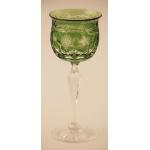 Thumbnail image for Tall stem hock glass