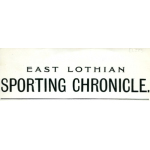 Thumbnail image for EAST LOTHIAN SPORTING CHRONICLE ADVERT FOR PRESTONPANS MUNICIPAL HANDICAP