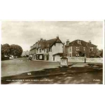 Thumbnail image for WAR MEMORIAL AND MAIN STREET, GULLANE