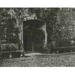 Thumbnail image for MAIN DOOR OF LUFFNESS HOUSE, ABERLADY
