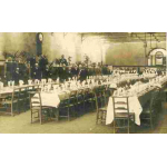 Thumbnail image for TABLES SET FOR THE VETERANS OF THE BOER WAR IN THE CORN EXCHANGE, HADDINGTON