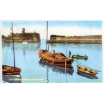 Thumbnail image for FISHING BOATS IN VICTORIA HARBOUR, DUNBAR