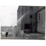 Thumbnail image for FIREMEN FIGHTING A FIRE AT THE GRANARY, DUNBAR