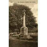 Thumbnail image for WAR MEMORIAL, HUMBIE