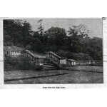 Thumbnail image for STEPS AT THE SUNK LAWN, WHITTINGEHAME HOUSE