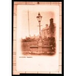 Thumbnail image for TRANENT. DRINKING FOUNTAIN - WEST END OF HIGH STREET ON CORNER OF WINTON PLACE.