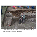 Thumbnail image for Excavations At Bothwell Castle, Hardgate, Haddington 2013