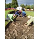 Thumbnail image for Excavation On Dirleton Green 2013