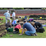 Thumbnail image for Excavation On Dirleton Green 2014