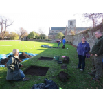 Thumbnail image for Geophysical Survey And Test Pit Excavation At Lady Kitty's Garden, Haddington