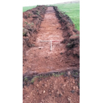 Thumbnail image for Archaeological Works At Crystal Rig Iii Wind Farm Construction Compound, Bransly Hill