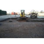Thumbnail image for Monitored Topsoil Strip At Birsley Brae, Tranent
