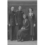 Thumbnail image for Salvation Army wedding, 1920