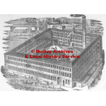 Thumbnail image for An Engraving of The Skin House, Turney's Tannery, Mill Street Stourbridge