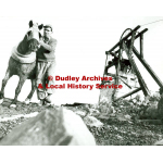 Thumbnail image for Miner and Horse at Round's Fireclay Pit, Amblecote