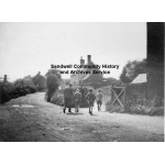 Thumbnail image for Bristnall Hall Farm, Warley: farmer labourers' cottages