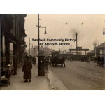Thumbnail image for Traffic Signals, High Street and Rolfe Street, Smethwick: Smethwick Station