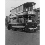 Thumbnail image for Birmingham Corporation Tramcar, Oldbury Road, Smethwick