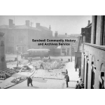 Thumbnail image for Oldbury Town Square: road works
