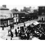 Thumbnail image for Oldbury Town Square: market stalls