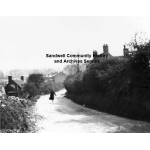 Thumbnail image for Pottery Road, Warley: before road widening.