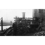 Thumbnail image for Showell's Brewery, fire engine 'Lilian', Langley