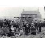 Thumbnail image for Lea House Farm, Causeway Green, Oldbury: farm workers