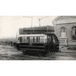 Thumbnail image for South Staffordshire Tramways (Lessee) Co., Ltd., Single Truck Electric Tramcar, Pleck Generating Station, Walsall