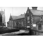 Thumbnail image for Old Blue Coat Infants School, by St Matthews Church, Walsall