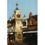Thumbnail image for Market Clock, Willenhall