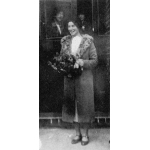 Thumbnail image for Miss Isabel MacDonald, who visited Walsall to open the new Blakenall School