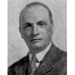 Thumbnail image for Mr R. Jones, Walsall L.M.S new Goods Agent