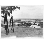 Thumbnail image for View over Clent Hills between Stourbridge and Halesowen